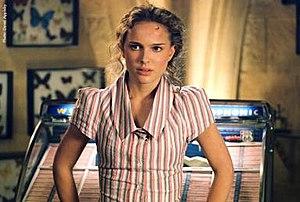 Evey Hammond - Natalie Portman as Evey Hammond