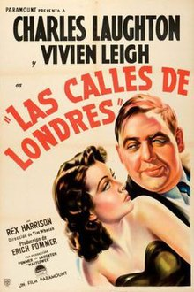 Poster of the movie Sidewalks of London.jpg