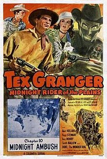 Poster of the movie Tex Granger, Midnight Rider of the Plains .jpg