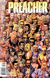 <i>Preacher</i> (comics) comic book series