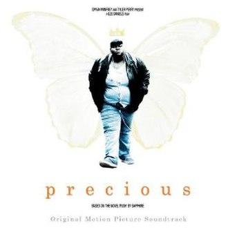 Precious (film) - Image: Precious (soundtrack)