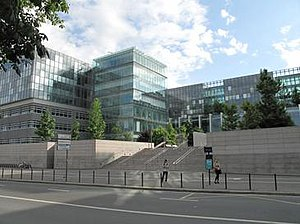 E.Leclerc - Édouard Leclerc head office, 26 quai Marcel Boyer, Ivry-sur-Seine