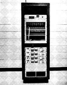 A photograph of the RASCEL stochastic computer.