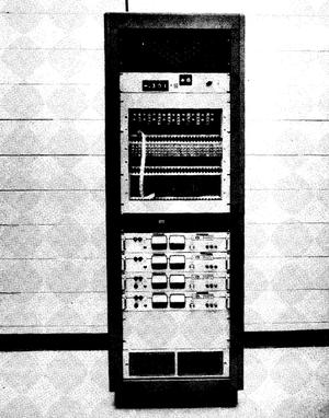 Stochastic computing - The RASCEL stochastic computer, circa 1969