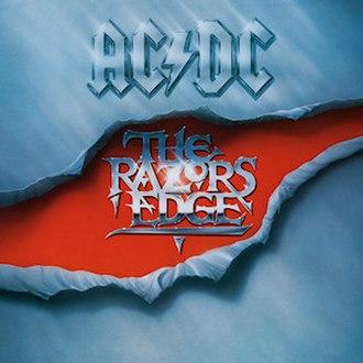 The Razors Edge (AC/DC album) - Image: Razorsedge