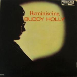 Reminiscing (Buddy Holly album) - Image: Reminiscing (Buddy Holly album)