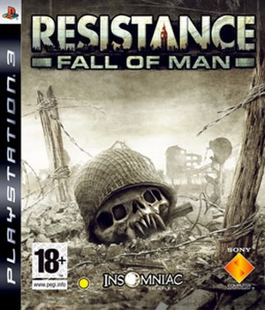 Resistance: Fall of Man - Image: Resistance Fall of Man