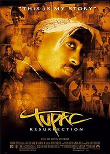 Tupac Resurrection Book