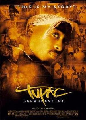Tupac: Resurrection - Image: Resurrectioncov