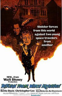 escape to witch mountain full movie 1995