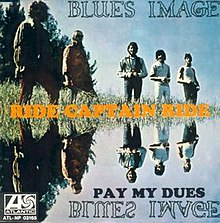Ride Captain Ride, Blues Image