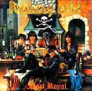 Port Royal (album) - Image: Running Wild (band) Port Royal