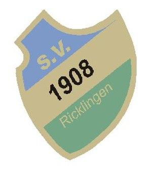 DSV 78/08 Ricklingen - Logo of SV 08 Ricklingen