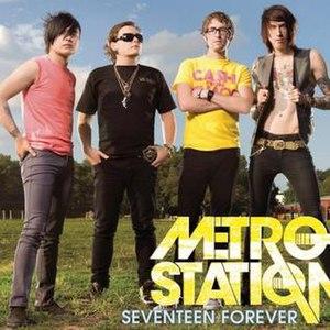 Seventeen Forever - Image: Seventeen Forever