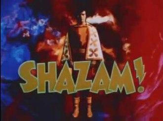 Shazam! (TV series) - Image: Shazam! (TV series)