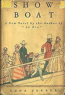 <i>Show Boat</i> (novel) book