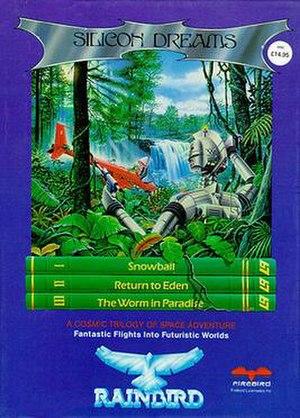 Silicon Dreams - Image: Silicon Dreams Rainbird cover