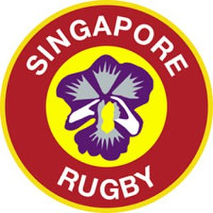 Singapore national rugby union team - Image: Singapore Rugby logo