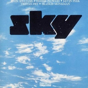 Sky (Sky album) - Image: Sky Sky Debut Album Cover