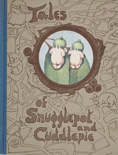 <i>Snugglepot and Cuddlepie</i> 1918 book by May Gibbs
