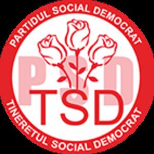 Social Democratic Youth (Romania) - Image: Social Democratic Youth (Romania) logo