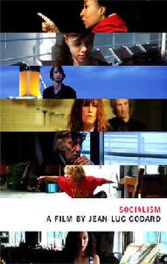 Film Socialisme - Early promotional one-sheet poster