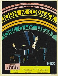 <i>Song o My Heart</i> 1930 film by Frank Borzage