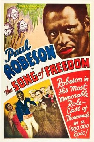 Song of Freedom - Image: Song of Freedom Film Poster