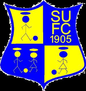 Southam United F.C. - Image: Southam United F.C. logo