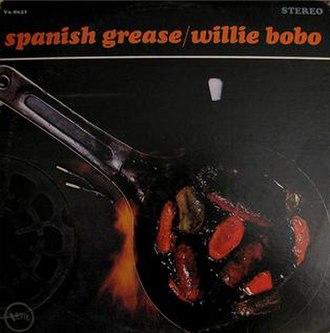 Spanish Grease - Image: Spanish Grease