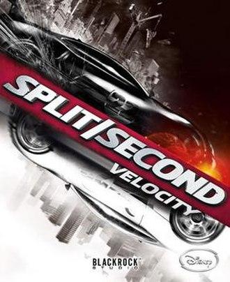 Split/Second - Image: Split Second Velocity EU Cover