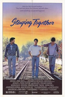 <i>Staying Together</i> (film) 1989 film by Lee Grant
