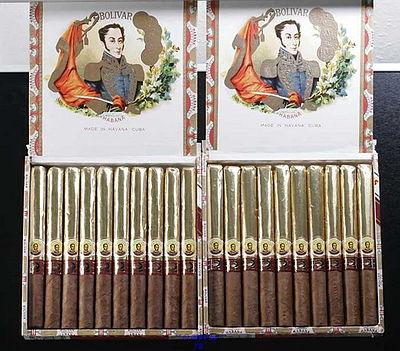 Bolívar (cigar brand) - Wikipedia