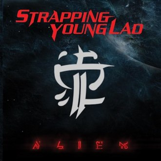 Alien (Strapping Young Lad album) - Image: Strappingyoungladali en
