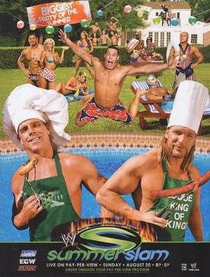 SummerSlam (2006) - Image: Summer Slam 2006