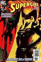 Supergirl (Kara Zor-El) - Wikipedia