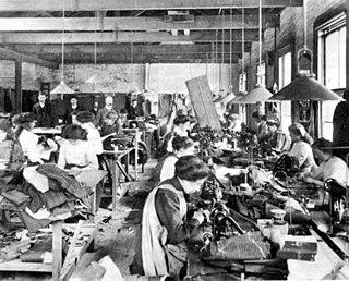 Sweatshop Workplace that has socially unacceptable working conditions
