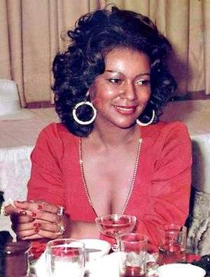 Sylvia Robinson - Robinson circa 1976.