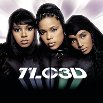 3D (TLC album) - Image: TLC 3D Cover