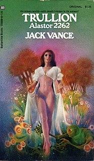 <i>Trullion: Alastor 2262</i> novel by Jack Vance