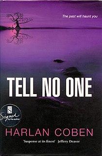 <i>Tell No One</i> (novel)