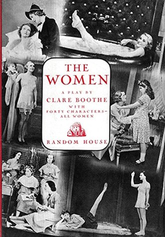 The Women (play) - First edition
