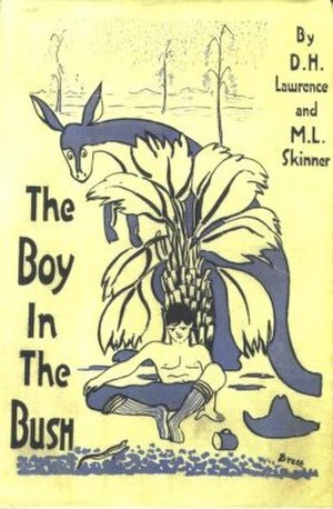 The Boy in the Bush - First US edition (publ. Thomas Seltzer, 1924)