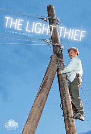 The Light Thief - US film poster