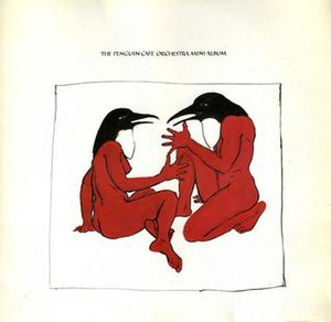 The Penguin Cafe Orchestra Mini Album - Image: The Penguin Cafe Orchestra Mini Album(Album Cover)