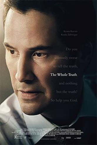 The Whole Truth (2016 film) - Theatrical release poster