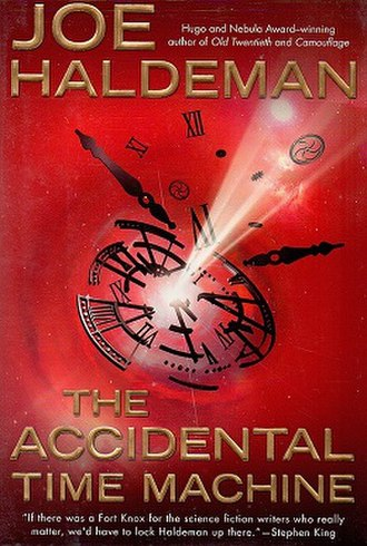 The Accidental Time Machine - Softcover edition