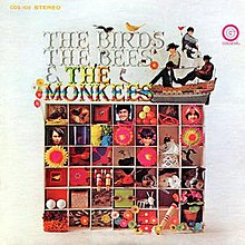 The Birds, the Bees & the Monkees - The Monkees.jpg