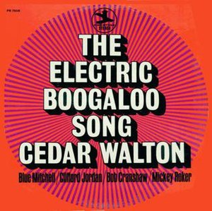 The Electric Boogaloo Song - Image: The Electric Boogaloo Song