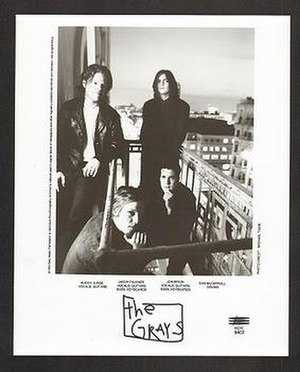 The Grays (band) - The Grays (1994)